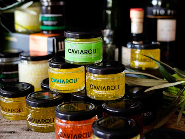 Perles de la marca CaviarOli