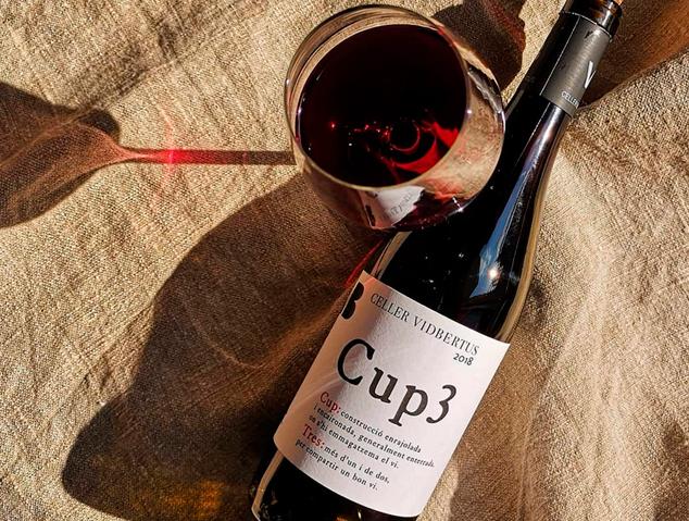 Cup3 del Celler Vidbertus