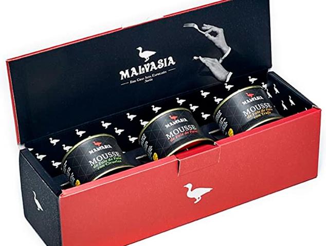 Foie de la marca Malvasia