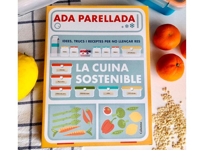 La cuina sostenible - Ada Parellada