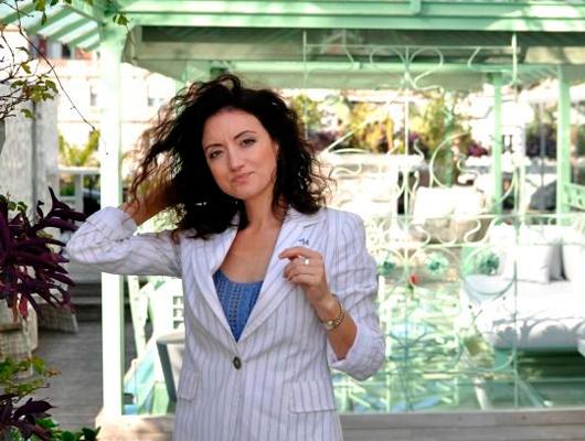 La periodista Lourdes Lopez