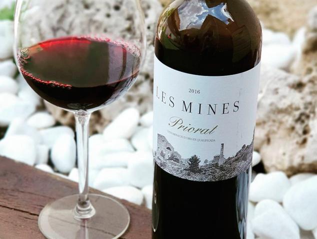 Les Mines un vi del Priorat