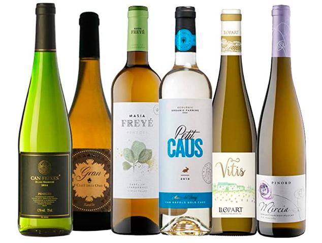 Els millors vins del Penedes