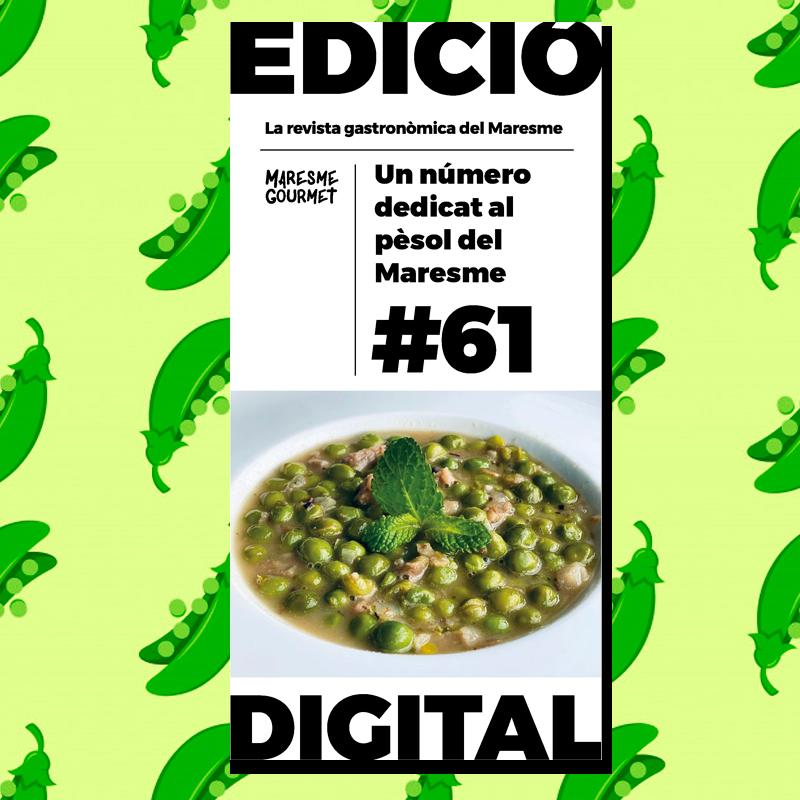 Edició 61 de Maresme Gourmet