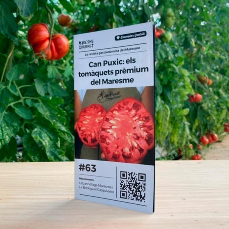 Edició 63 de la revista Maresme Gourmet