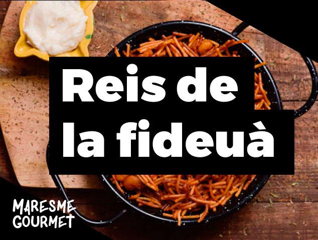 Restaurants Fideuà