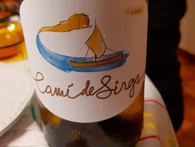 Camí de Sirga, un dels millors vins blancs catalans