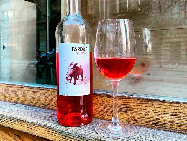 Sumoll Pardas, un dels millors vins rosats catalans