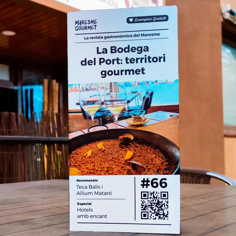 Edició 66 de Maresme Gourmet