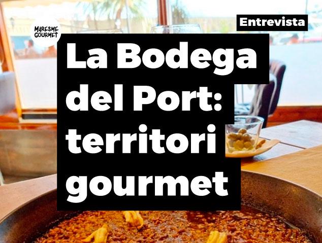 Entrevista Bodega del Port