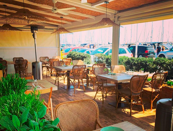 Restaurant Teca-Balis del Port Balís de Sant Andreu de Llavaneres